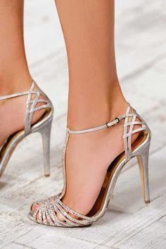 Silver High Heels For Bridesmaids qma9lNuh