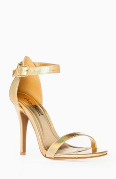 Simple Gold Heels NTboo3pa
