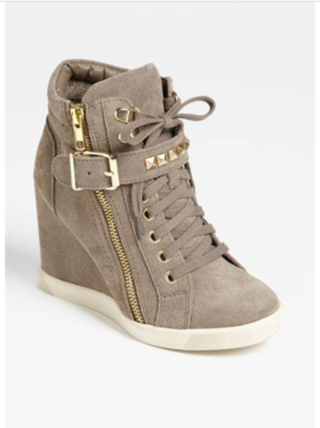 Sneakers With Wedge Heels F95Z3rsO