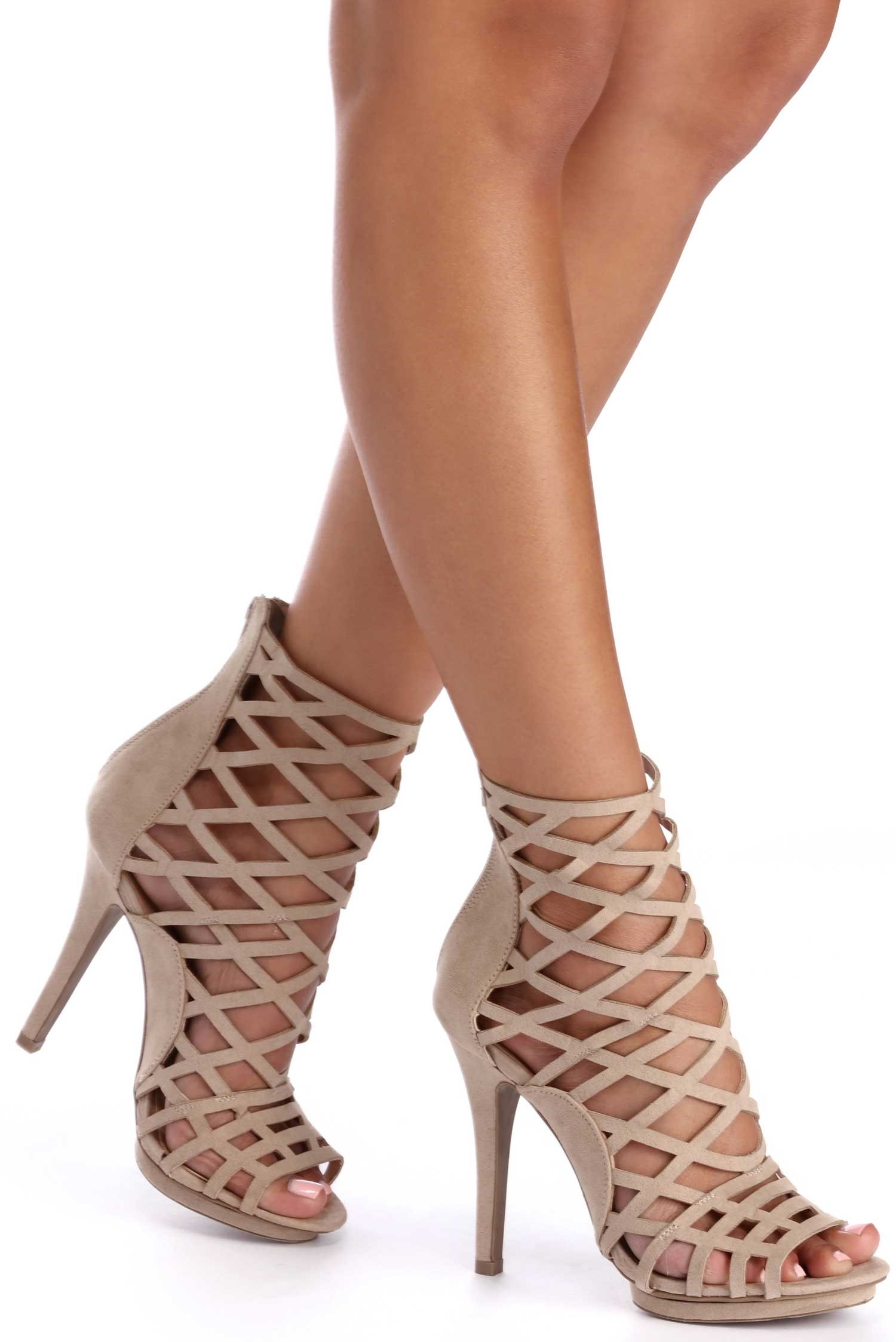 Strappy Heels CwjzbS1h