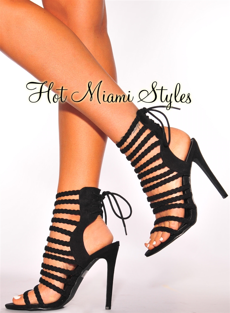 Strappy High Heels j0iCtro0