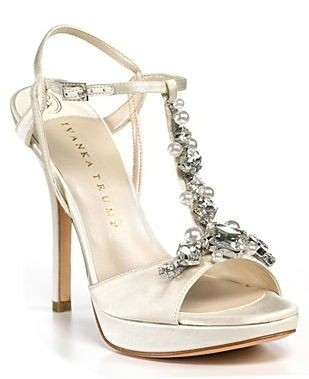 Strappy Wedding Heels BHtzbxAb