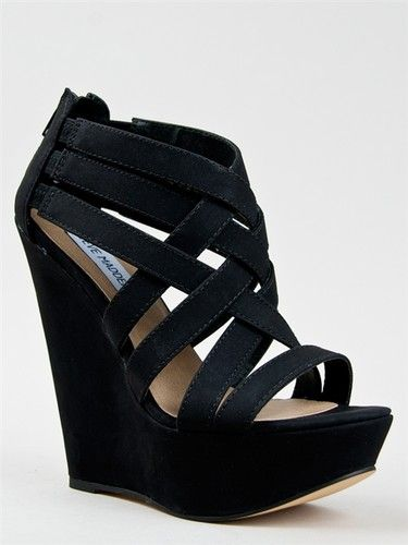 Strappy Wedge Heels a4TZGh8y