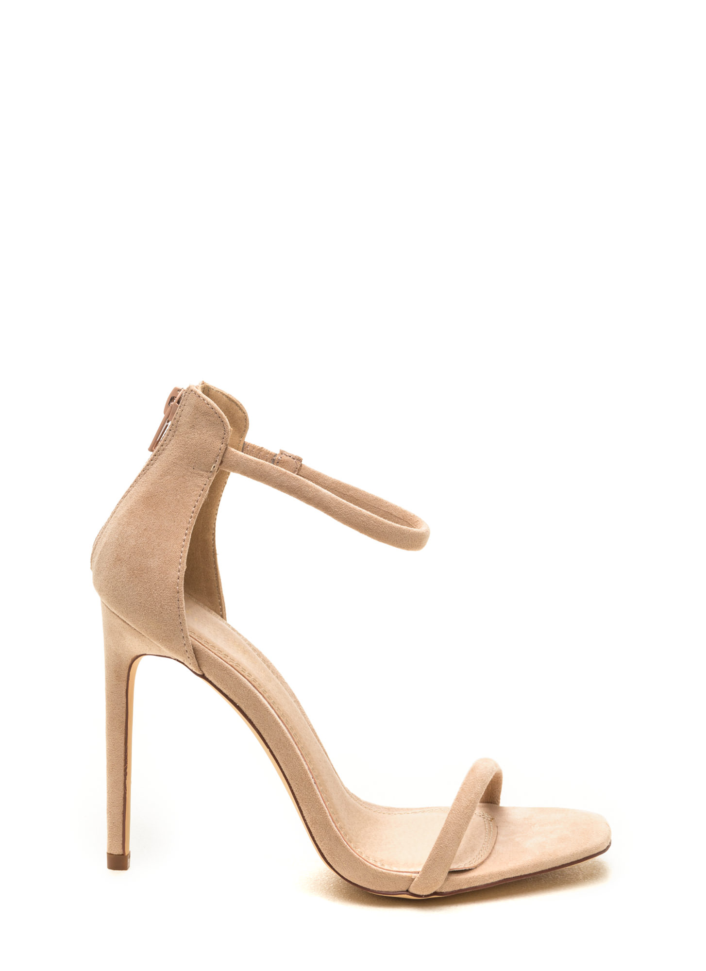 Tan Ankle Strap Heels UUxrevIF