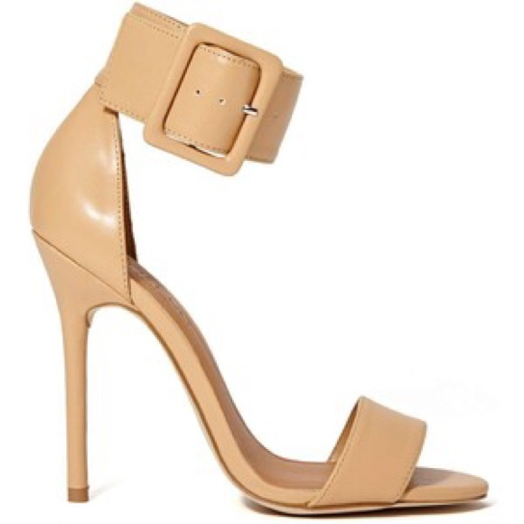 Thick Ankle Strap Heels ZwHc0zqW