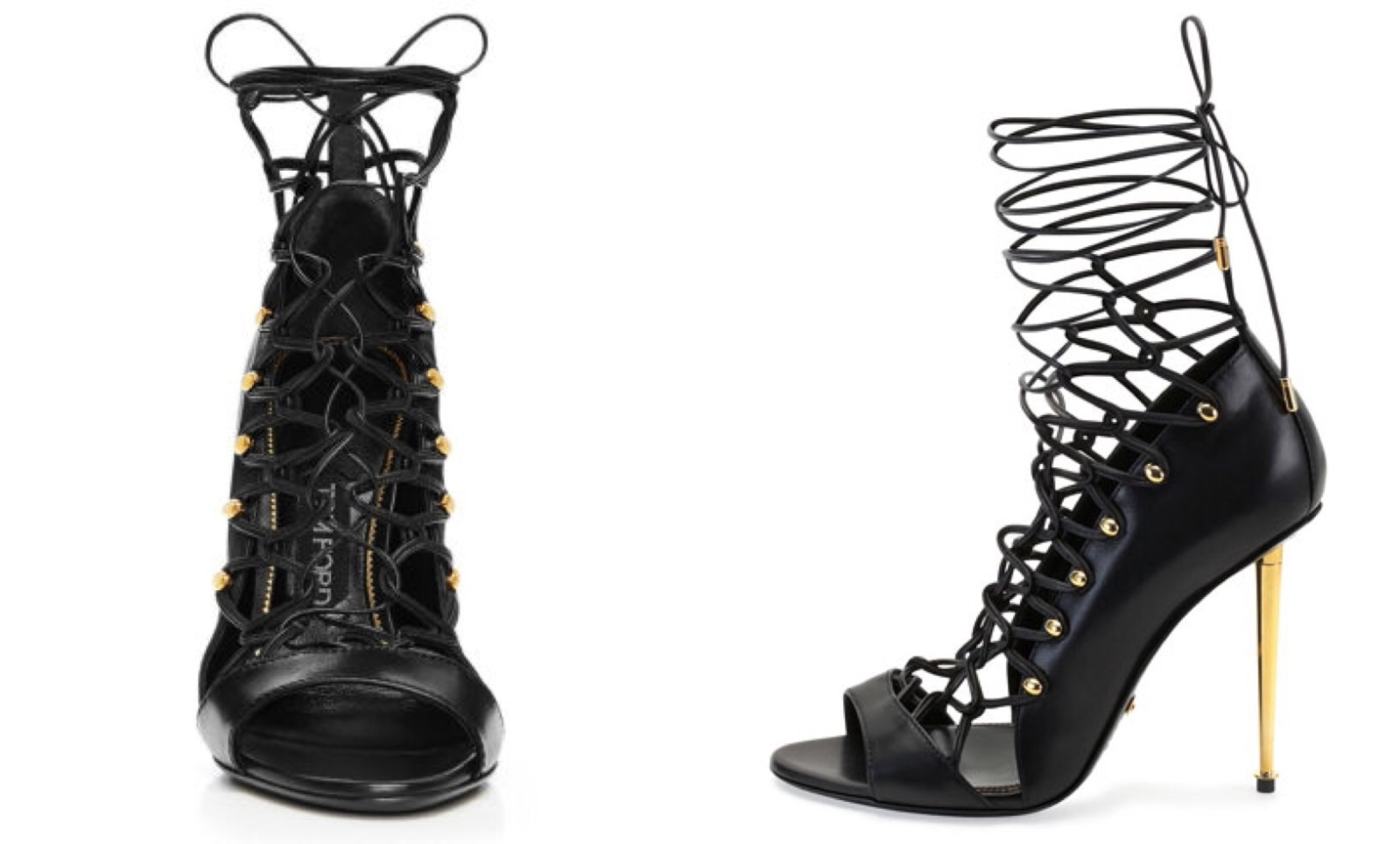 Tom Ford Lace Up Heels e2pT0g7j