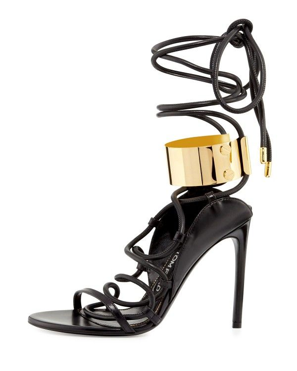 Tom Ford Lace Up Heels bef9jfCN