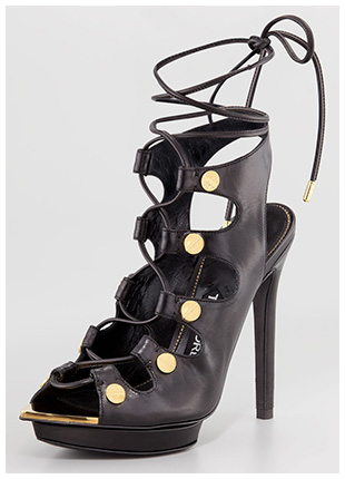 Tom Ford Lace Up Heels YnUo2PJA