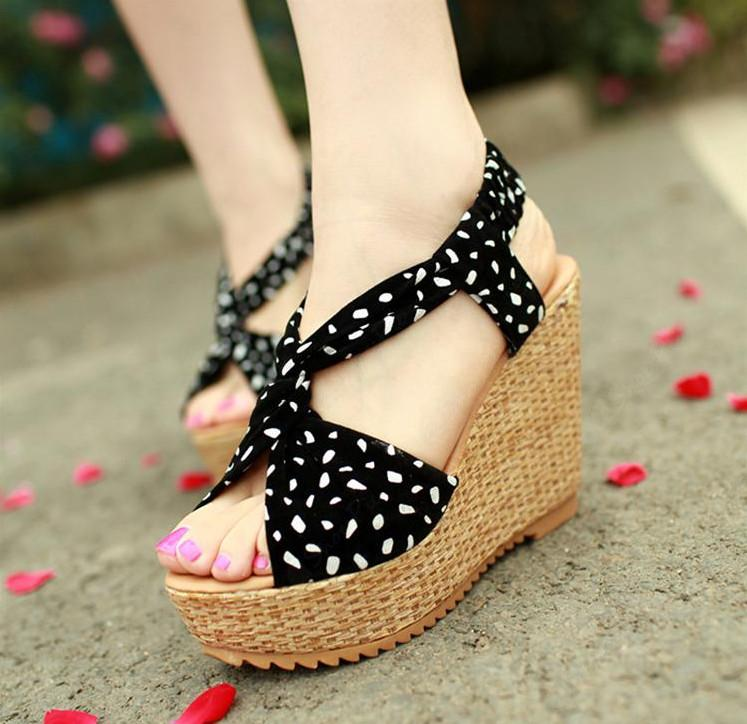 Unique Wedge Heels v0nRURw7