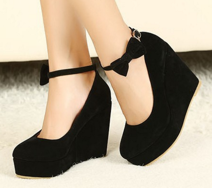 Wedge Heel Pumps 1qgQaLmo