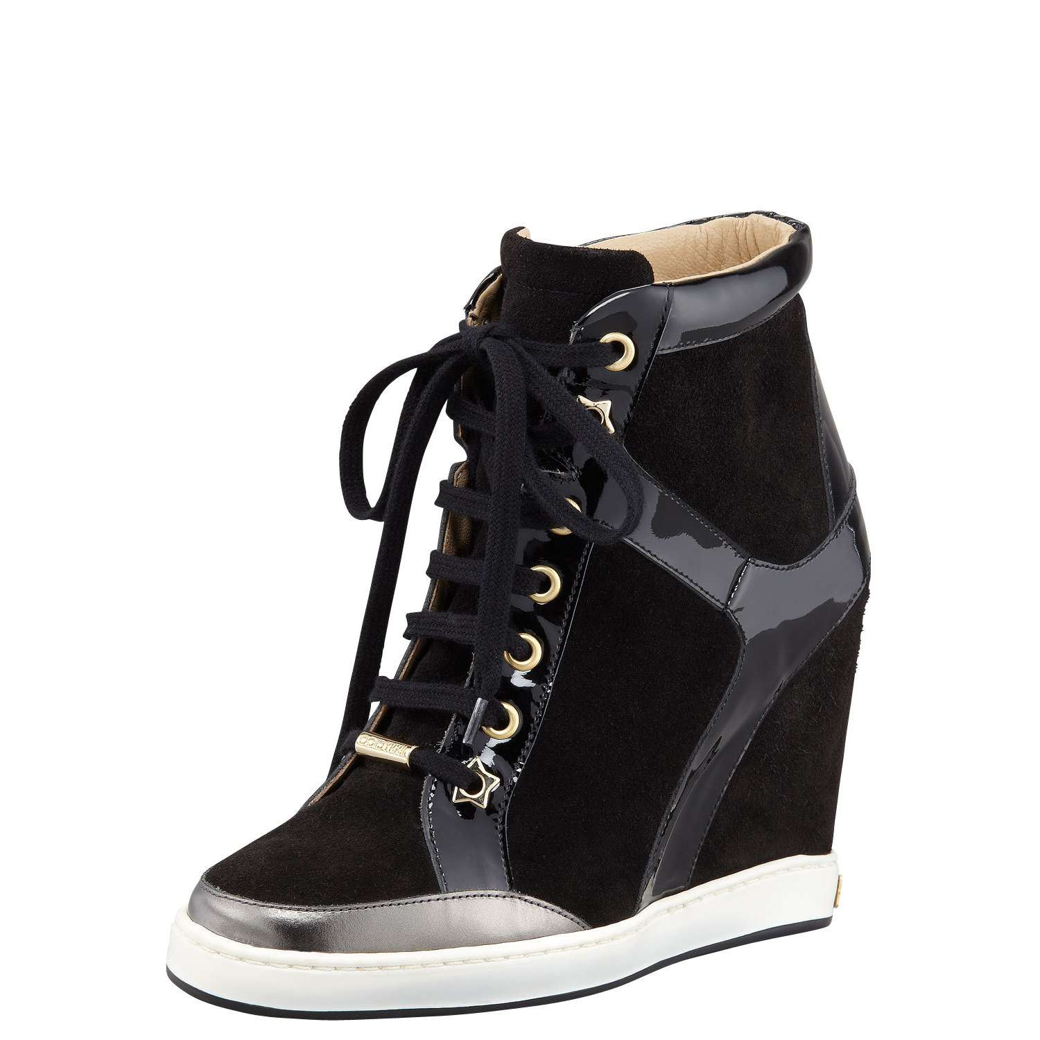 Wedge Heel Sneakers For Women SvtGJcpn
