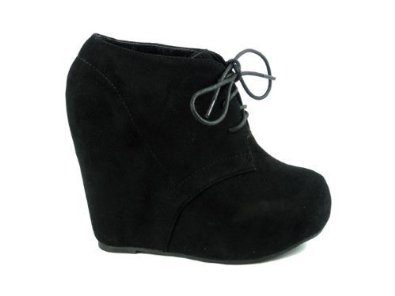Wedge Heels With Laces IHvuOrhd