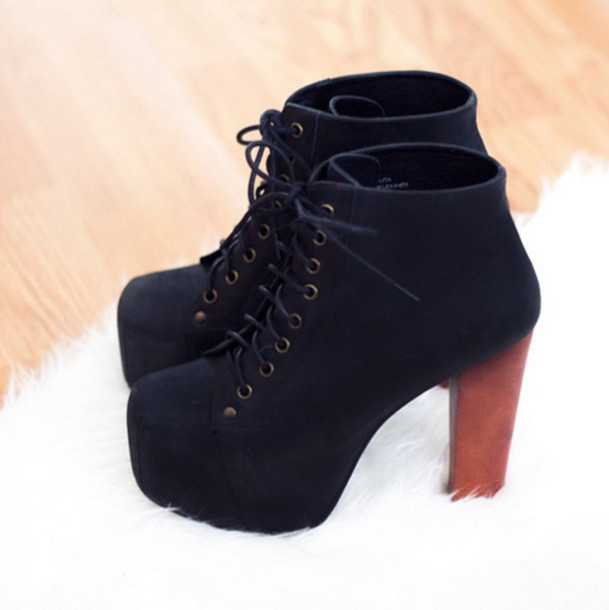 Wedge Heels With Laces PjaanUlW