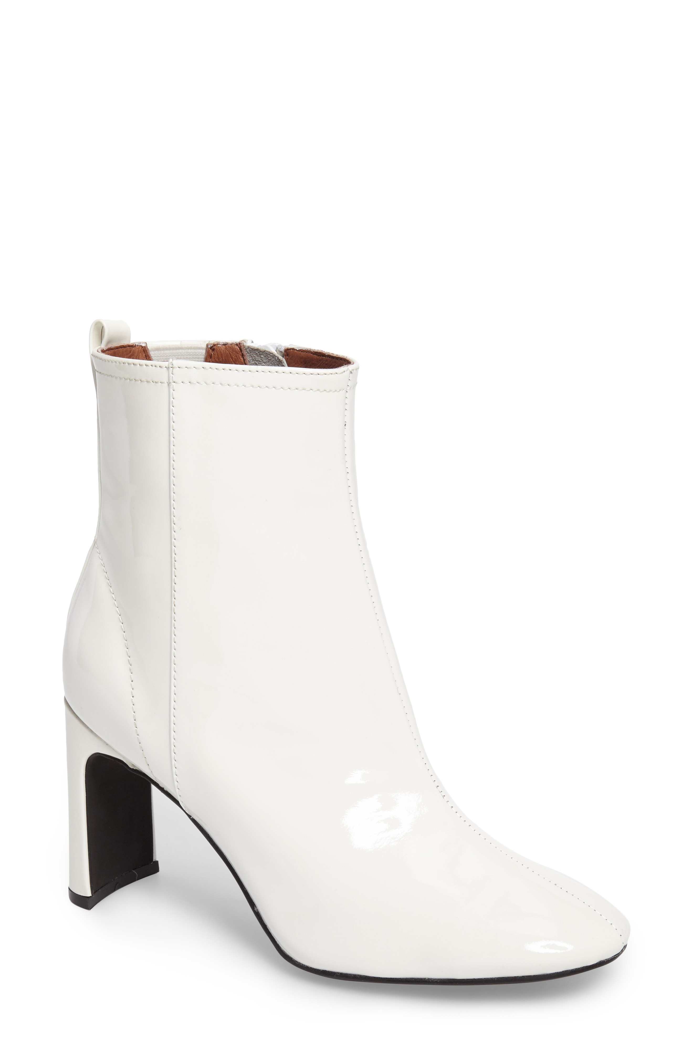 White Boot Heels IE8BSzF8