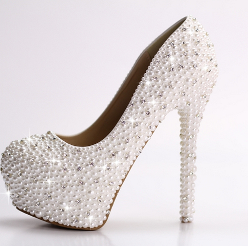 White Diamond Heels uRQPd6g4