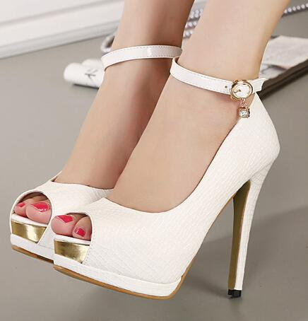 White Heel Shoes For Women kw0K7vUC