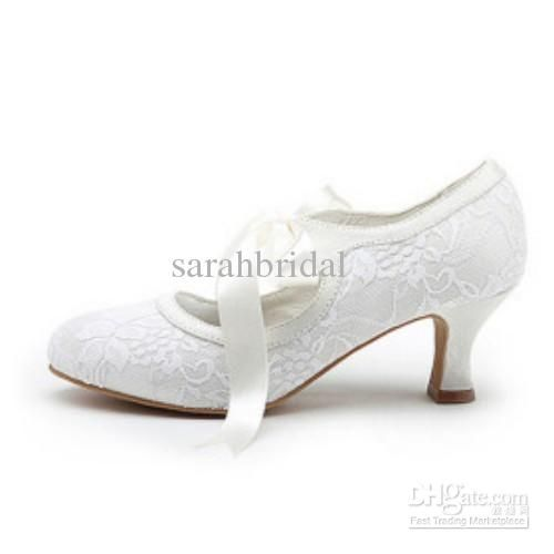 White Low Heel Shoes g6FiQgW9