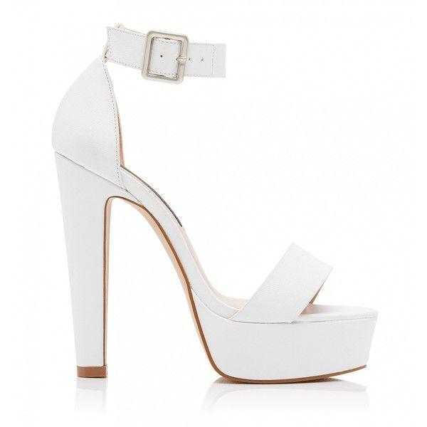 White Sandals High Heels RcskiRqG