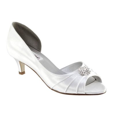 White Shoes Low Heel clJOTRnQ