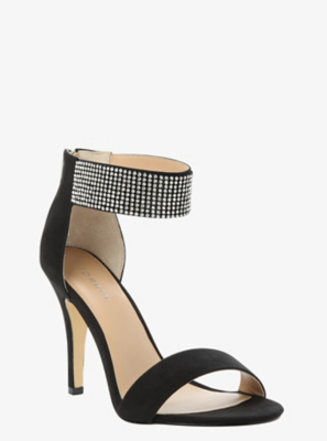 Wide Ankle Strap Heels YdM2H6FN