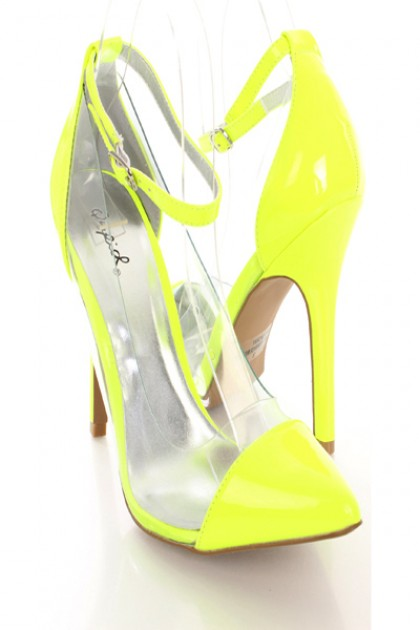 Yellow Heels Cheap ZTtvYASc