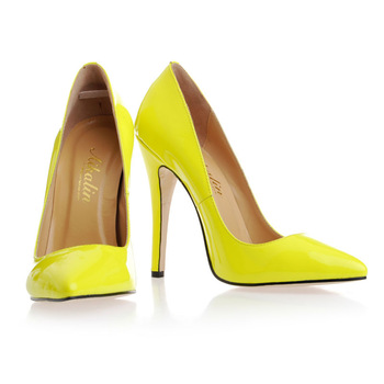 Yellow Heels Cheap aP0lqUJG