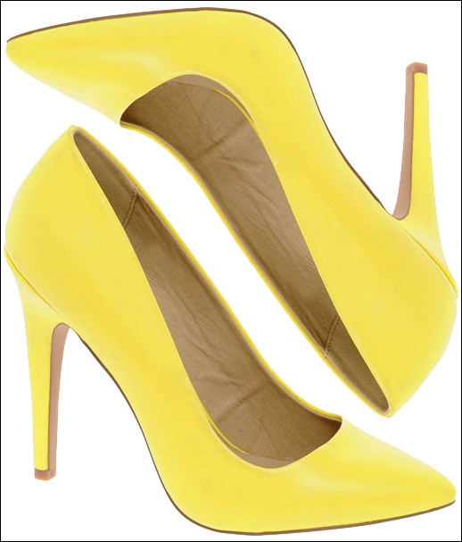 Yellow Heels Cheap 8yEBnpmD
