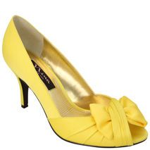 Yellow Womens Shoes Heels GvfbdP1t